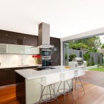 Kitchen to Outdoor